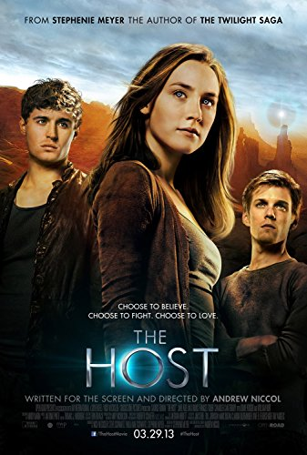 THE HOST Original Movie Poster 27x40 - DS - SAOIRSE RONAN