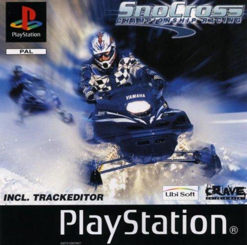 PS1 - SnoCross Championship Racing