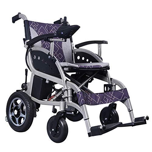 Lsmaa Reis-rolstoel, lichelectro automatisch, intelligente opvouwing, draagbare oudere gehandicaptenscooter