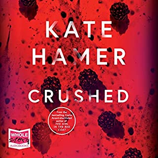 Crushed                   By:                                                                                                                                 Kate Hamer                               Narrated by:                                                                                                                                 Georgia Maguire                      Length: 12 hrs and 13 mins     3 ratings     Overall 3.0
