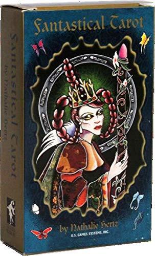 Fantastical Tarot: 78-Card Deck