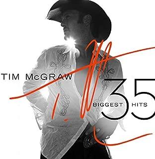 35 Biggest Hits by Tim McGraw