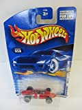 Mattel Hot Wheels 2001 First Editions Ferrari 156 No. 30/36