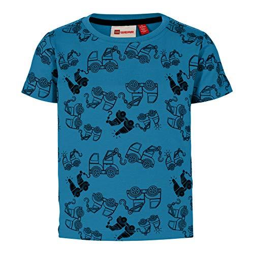 Lego Wear Camiseta de Lwtommas para bebé azul claro 98 cm