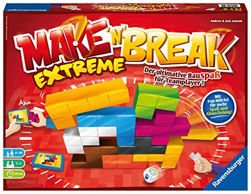 Ravensburger Spiele 26751 - Make 'n' Break Extreme