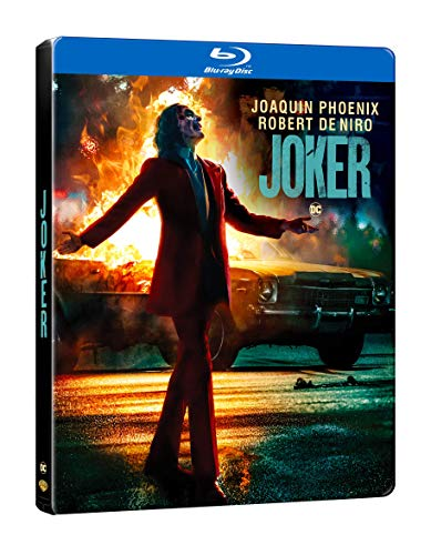Joker (Steelbook) [Italia] [Blu-ray]