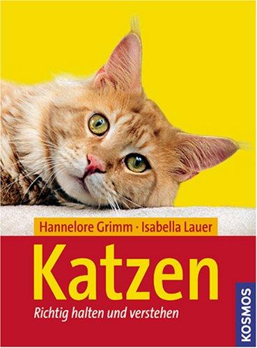 Katzen: Richtig halten und verstehen