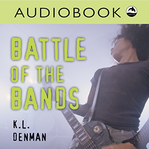 Battle of the Bands audiobook cover art