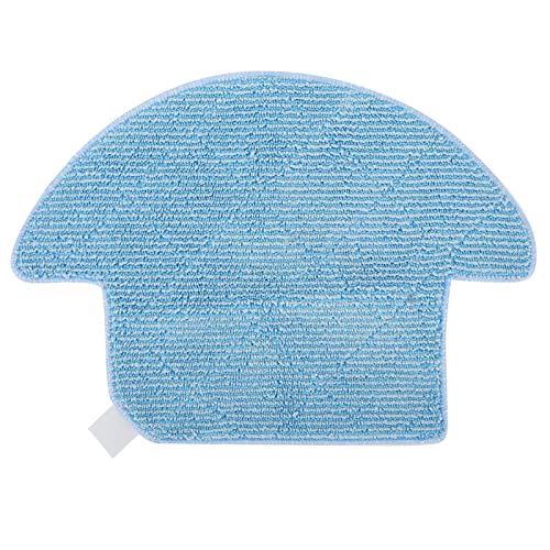 Emoshayoga Almohadilla húmeda y Seca, paño de Limpieza húmedo y seco Duradero fácil de Limpiar e Instalar Almohadilla húmeda y Seca Ajuste para ILIFE V7S / V7S Pro Cocina de Limpieza