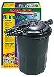 sera 08131 fil bioactive 12000 Teichfilter - der Druckfilter ist für alle Teiche bis 12.000 l geeignet und kann auch in Wasserfallsysteme integriert werden (inkl. 6 Liter sera siporax pond 25mm)