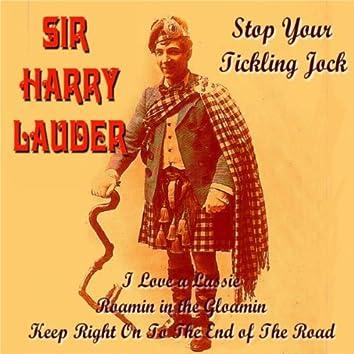 Stop Your Tickling Jock