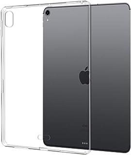 iPad Pro 11 ケース TopACE クリア スリム TPU カバー 落下防止 衝撃 吸収 擦り傷防止 耐スクラッチ全面保護 iPad Pro 11 インチ 2018 用 カバー (クリア)【Apple Pencil にペアリングや充電は不可】