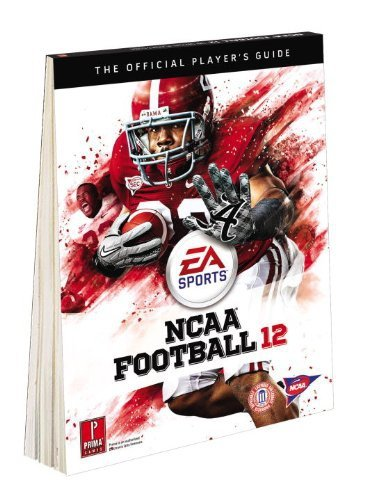 NCAA Football 12 Official Game Guide: Prima Official Game Guide