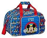safta Bolsa de Deporte de Mickey Mouse Me Time, 400x230x240mm
