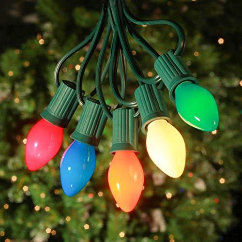 old christmas lights - 2