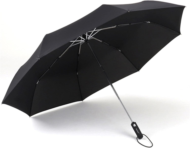 Large Super Special SALE held Folding Umbrella Rain Max 67% OFF 1.2 Automatic Business Men Um Meters