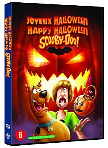 Joyeux Halloween Scooby-Doo