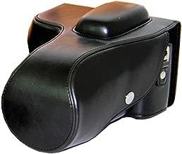 zdMoon Black Leather Camera case cover pouch bag Grip For Nikon D3100 D3200 D3300