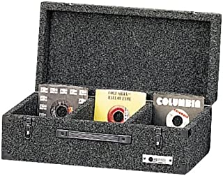 $71 » Odyssey C45200 Carpeted Case For 45 Rpm Vinyl Records (200) With Surface Mount Hardware