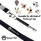 SmartPet Dog Whistle | Professional Dog Whistle To Stop Barking | Adjustable Pitch