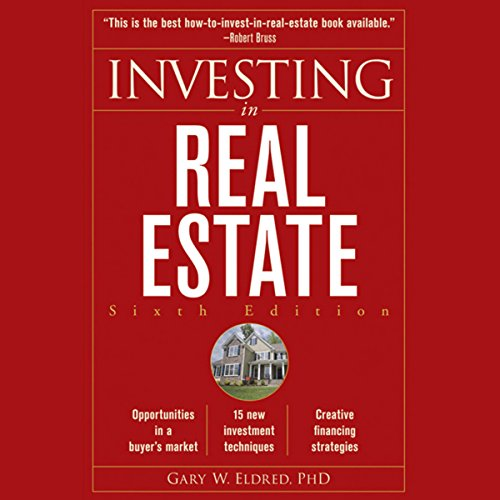 Investing in Real Estate, 6th Edition audiobook cover art