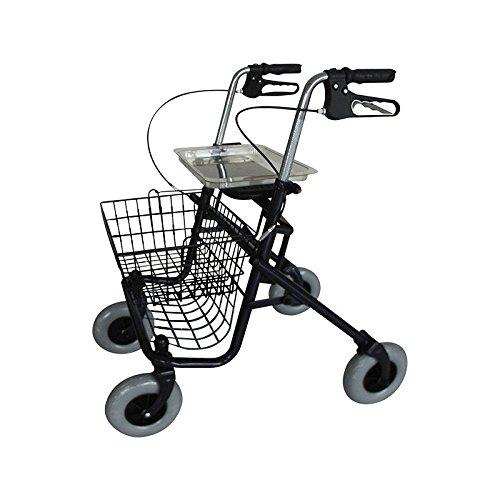 Invacare Banjo - Andador, con 4 ruedas