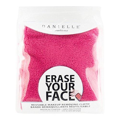 Réutilisable Maquillage Enlève Tissu - Efface Your Face - Rose