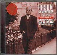 Haydn;Syms.93,99 & 100