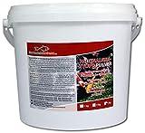 GartenteichDirekt Fadenalgen-Stopp Pulver DE - Algenmittel, Entferner, Fadenalgenvernichter und Fadenalgenentferner für den Gartenteich, Größe:5 kg