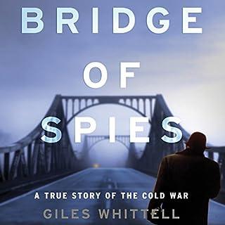 Bridge of Spies audiobook cover art