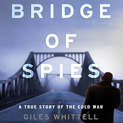 Bridge of Spies audiobook cover art