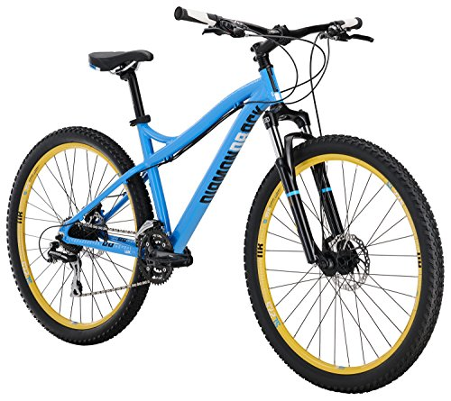 Diamondback Bicycles Lux Women's Hardtail Mountain Bike, 17'/Medium, Gloss Dark Teal