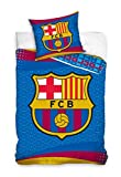 Funda nordica FC Barcelona escudo 140x200cm