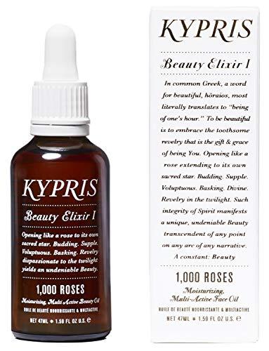 KYPRIS - Natural Beauty Elixir I : 1000 Roses Facial Serum