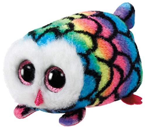 TY 41246 Hootie Owl Plüschtier, Mehrfarbig