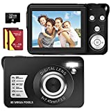 Best Pocket Digital Cameras - Digital Camera, 30MP 1080P Blogging Camera with SD Review
