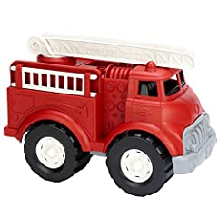 Indoor and Outdoor Play Unit: apart from improving the gross motor and fine motor skills, indoor and outdoor fire truck will help improve the imaginative power of your child. Moving a truck using the fingers will help develop pincers grip Safe Fire T...