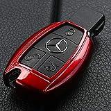 Auto Schlüssel Cover Hülle für Mercedes Benz Funk