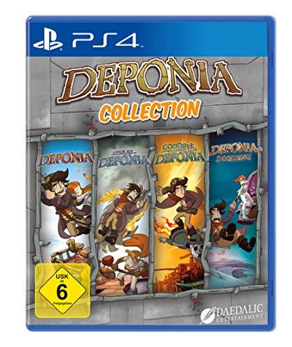 Deponia Collection (PS4 Deutsch)