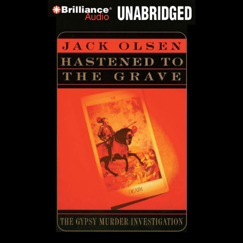 Hastened to the Grave audiobook cover art