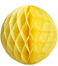 Best yellow honeycomb ball Reviews