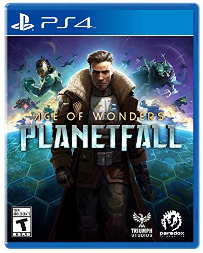 Age of Wonders: Planetfall - PS4 - PlayStation 4