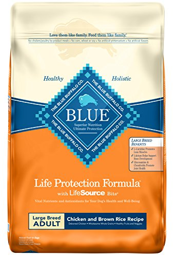Blue Buffalo Life Protection Formula Large Breed...
