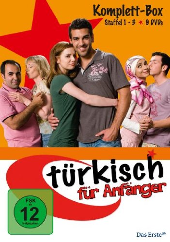 Türkisch für Anfänger - Komplettbox, Staffel 1-3 [9 DVDs]