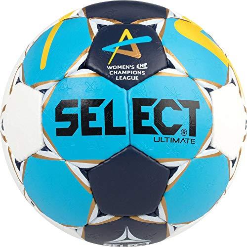 Select Ultimate CL Women, 2, blau navy gelb gold, 1611854025