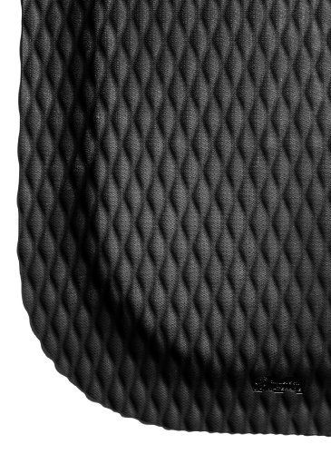 M+A Matting - 422000035 Hog Heaven Ergonomic Industrial-Grade Anti-Fatigue Mat 7/8' 5' Length x 3' Width x Black by