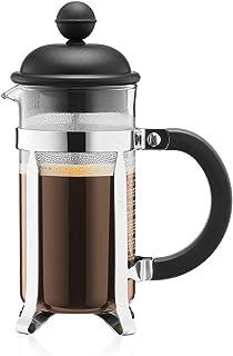BODUM ボダム CAFFETTIERA カフェティエラ フレンチプレス コーヒーメーカー 350ml ブラック 【正規品】 1913-01