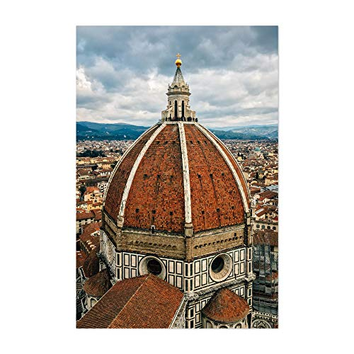 "Noir Gallery Florence Italy Duomo Photo 16"" x 20"" Unframed Art Print/Poster"