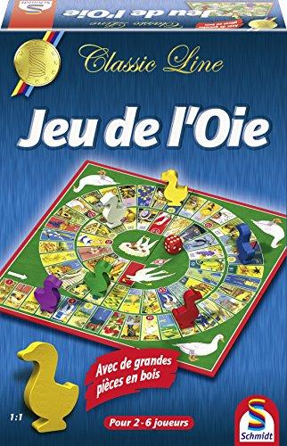 Schmidt - 88112 - Jeu de Plateau - Classic Line - Jeu de L'Oie