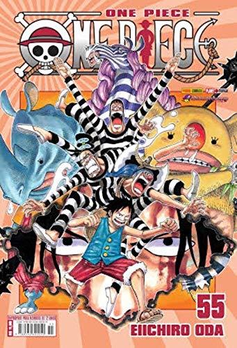 One Piece Ed. 55